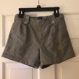 5 for $25! Girls GAP wool shorts.  Size L (10-11)